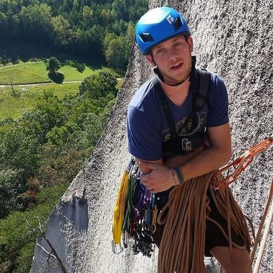 Rock Climbing Photo: P2 - Great Arch