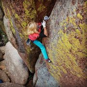 Rock Climbing Photo: Photo: John Evans.