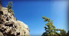 Rock Climbing Photo: The art of making Rimmon look like Tahoe