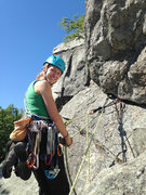 Rock Climbing Photo: For all of it's faults, Rimmon is a great place to...