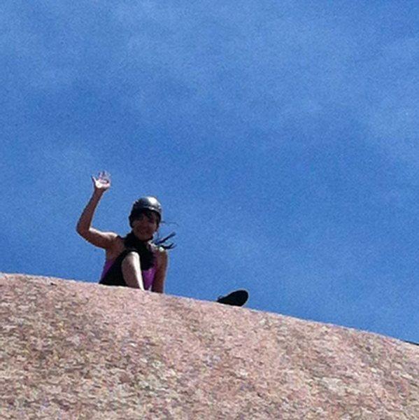 Rock Climbing Photo: Vedauwoo, Wyoming.