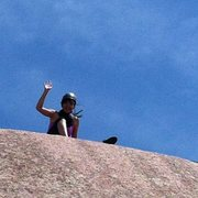 Rock Climbing Photo: Vedauwoo, Wyoming.