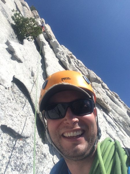 Rock Climbing Photo: Best climb ever!