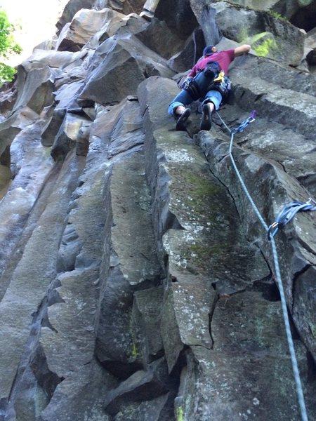 "Climbing ""Friction"""