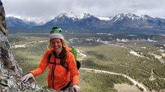Rock Climbing Photo: Gooseberry, Canada.