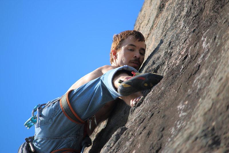Rock Climbing Photo: Drugs