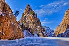 Rock Climbing Photo: Needle