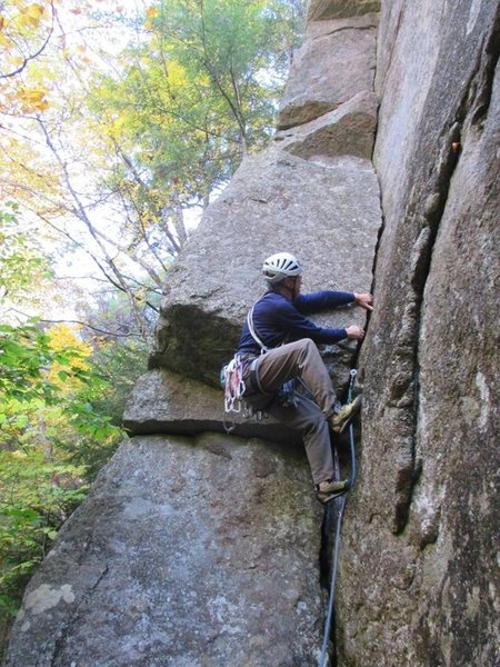 Rock Climbing Photo: Lady Luck