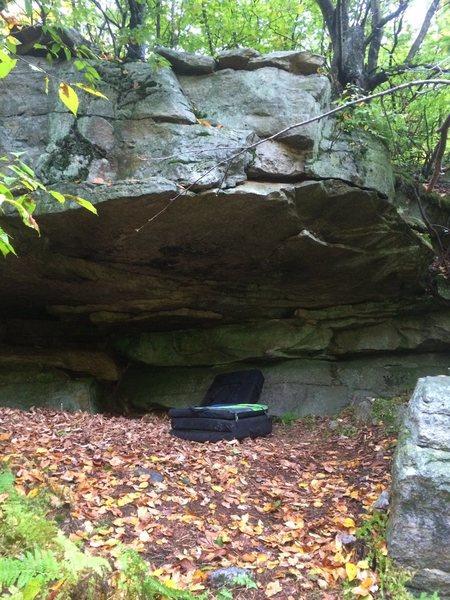 Rock Climbing Photo: Bone Crusher