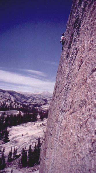 Rock Climbing Photo: Knobvious