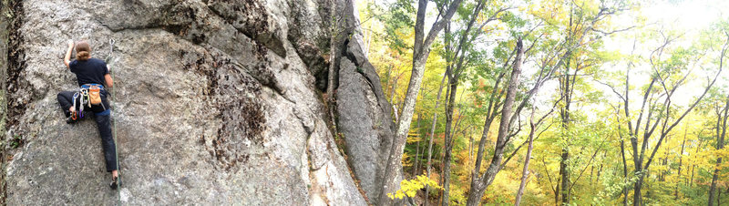 Rock Climbing Photo: times like these