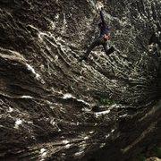 Rock Climbing Photo: The Force