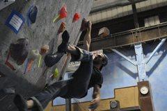 Rock Climbing Photo: plastic