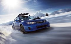 Rock Climbing Photo: subaru wrx