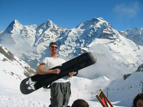 Rock Climbing Photo: Switzerland circa 2007