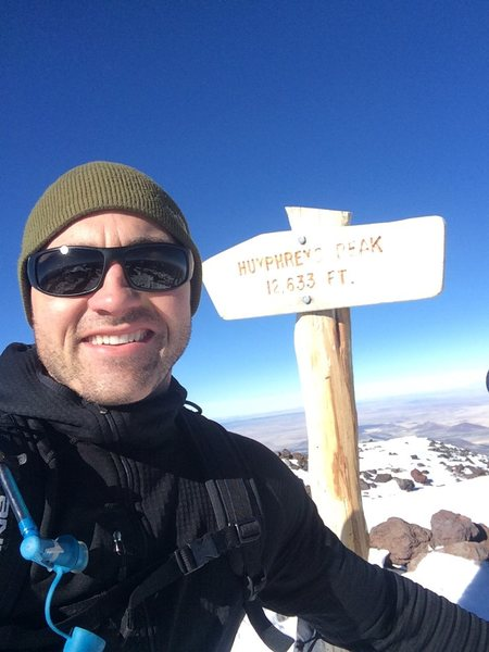 Humphry's Peak<br> Flagstaff, AZ