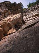 Rock Climbing Photo: Asphodel