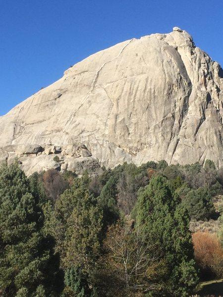 Rock Climbing Photo: Stripe Rock