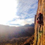 Rock Climbing Photo: Generic Crack.
