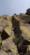 Rock Climbing Photo: Tieton, WA.