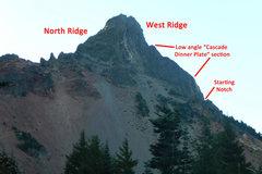 Rock Climbing Photo: Mt Washington from the North/Northwest