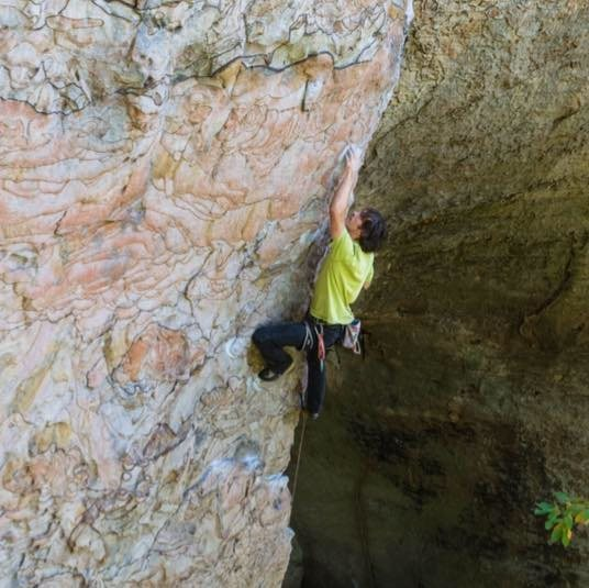 Rock Climbing Photo: f