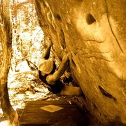 Rock Climbing Photo: Profile pic.