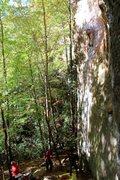 Rock Climbing Photo: Sweet climb