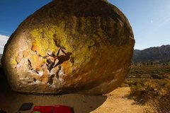 Rock Climbing Photo: Seen Here: Zack Barbee Photo Credit: Justin Trayfo...