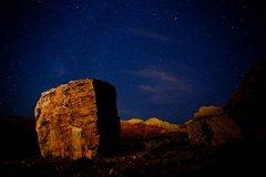 Rock Climbing Photo: The Cube.... Photo Credit: Zack Barbee