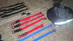 Rock Climbing Photo: Straps and top lid