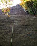 Rock Climbing Photo: P1 of NBNW.