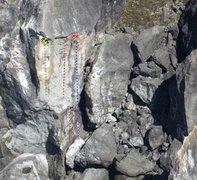 Rock Climbing Photo: Courtesy of the California Coastal Records Project...