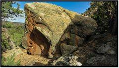 Rock Climbing Photo: Dysrhythmia problem beta.
