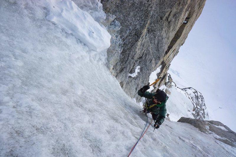 Rock Climbing Photo: twack
