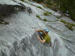 Rock Climbing Photo: Daniel Coltrane on 'till Broad Daylight.