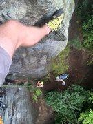 Rock Climbing Photo: Lehigh Gorge