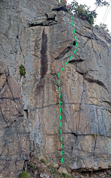 The Rossinator - on Tower Wall Powerlinez
