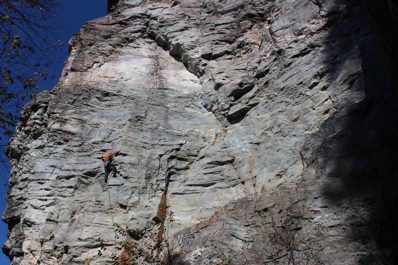 Rock Climbing Photo: Greg Loomis Underdog