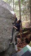 Rock Climbing Photo: Grannies Little Yard Gnome