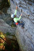 Rock Climbing Photo: Pool Boy action. October 2015.