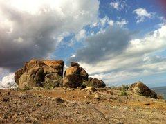 Rock Climbing Photo: The place,,,,