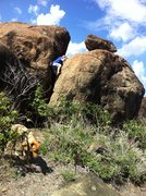 Rock Climbing Photo: Rugliarisss.... Boulder