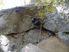 Rock Climbing Photo: Wimp And Peel