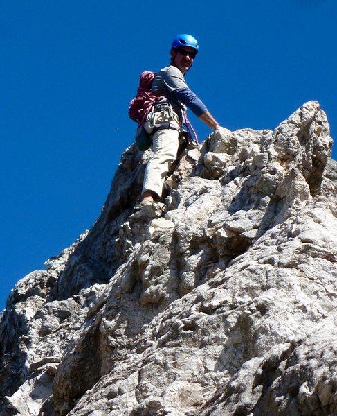 Rock Climbing Photo: South Peak Seneca