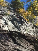 Rock Climbing Photo: Balless Boltchoppers and/or Seneca Days  (the clim...