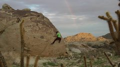 Rock Climbing Photo: Desert ambiance.