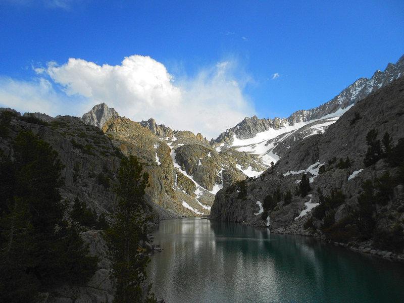 Finger Lake and The Thumb