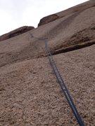 Rock Climbing Photo: High on Fluff Boys