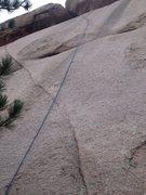 Rock Climbing Photo: Sea Serpent